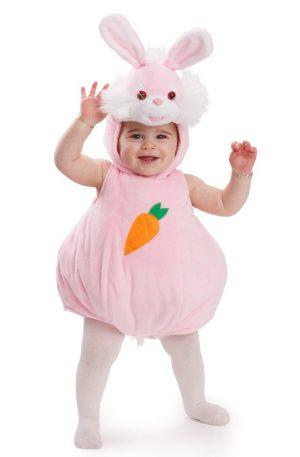 traje de conejo niña bebé adorable