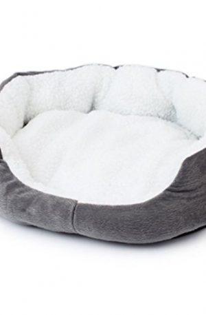 cojines para mascotas pequeñas cama acolchada