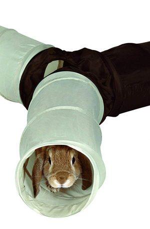 Túnel Juego para Conejos
