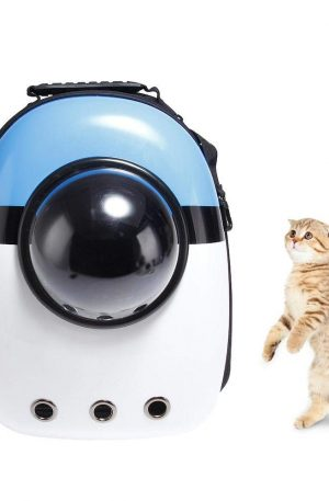 Mochila portátil y Transpirable para Transportar Mascotas