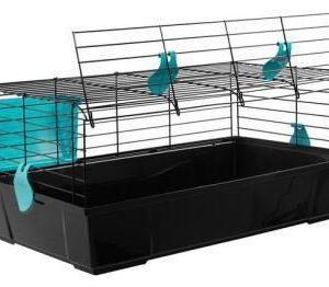 Conejeras portátiles pequeñas o para conejos enanos