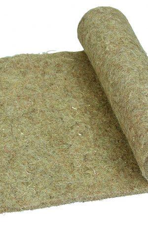 alfombra de cáñamo para conejos y roedores alfombrilla
