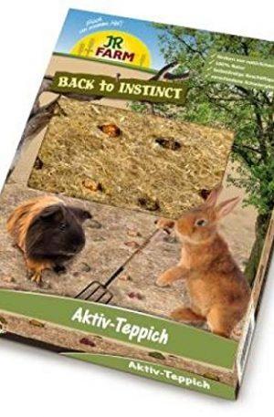 alfombra para roedores y conejos natural