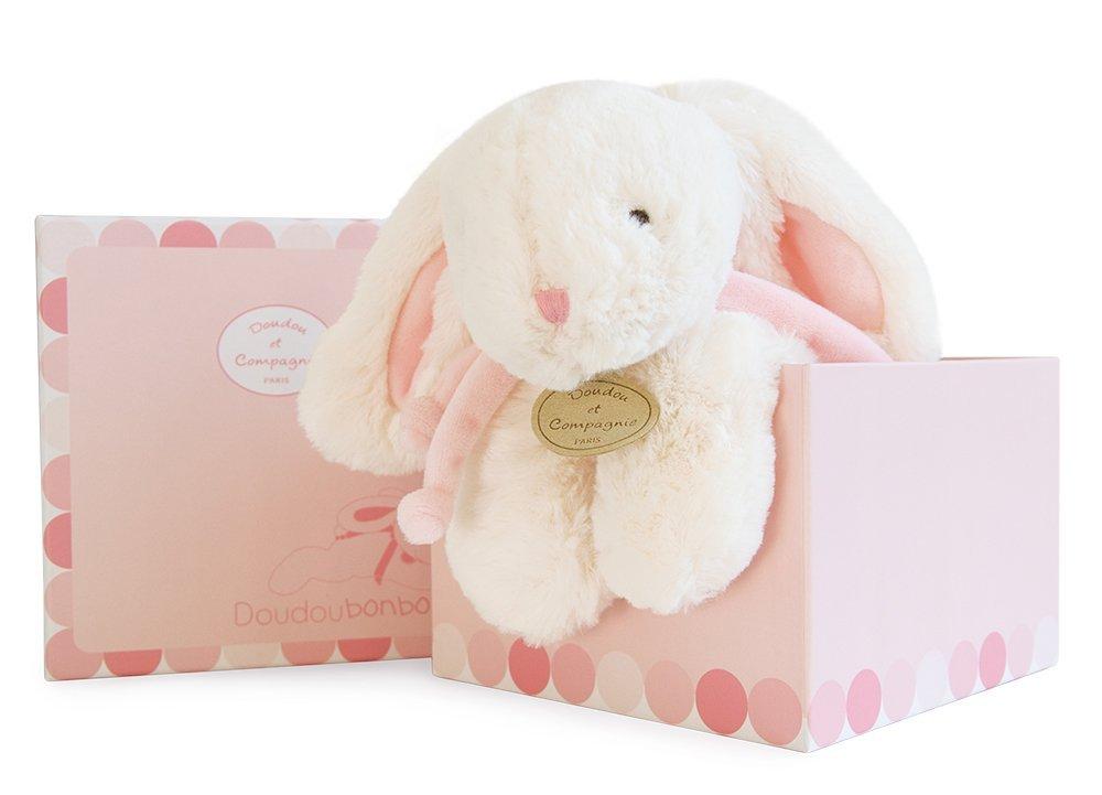 conejito rosa peluche tierno