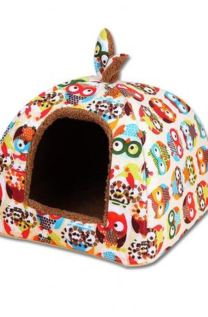 cueva para mascotas conejo cama cuna para roedores