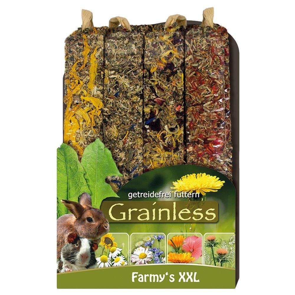 golosina para roedores snacks para conejos con hierbas y flores naturales