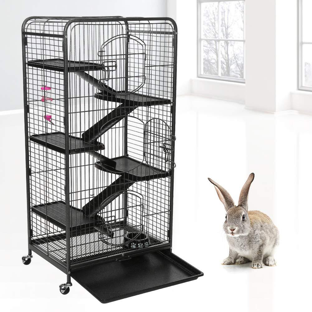 Jaulas para conejos mascota