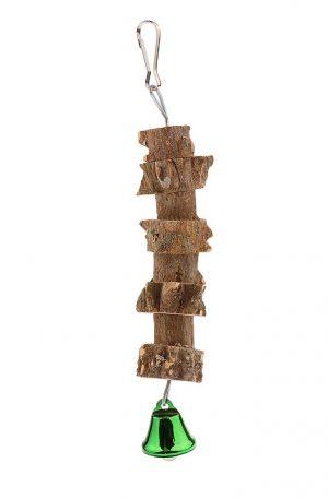 madera molienda herramienta de limpieza para conejos juguete de masticar