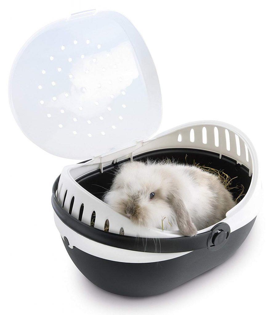 transportín para conejos o mascotas pequeñas