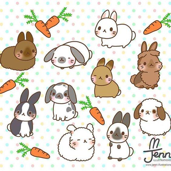 imagen-conejo-kawaii