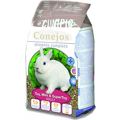 Pienso para conejos comida completa