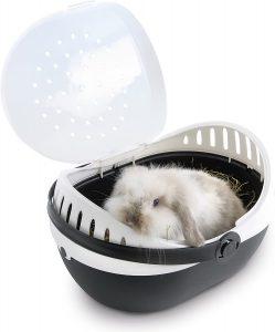 transportin para conejos enanos